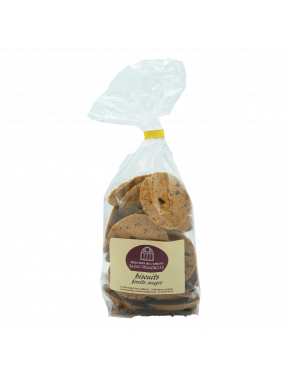 Biscuits aux fruits rouges 200g Abbaye de Saint-Wandrille