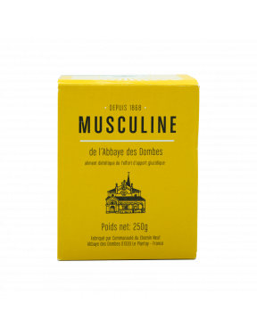 Musculine 250g Abbaye des Dombes